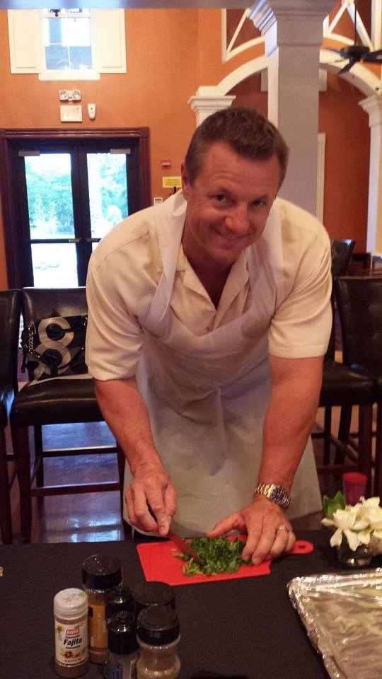 Waterchase cooking class